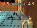 MediEvil II PlayStation Little bone dinos