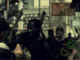 Resident Evil 5 Windows Furious infected man