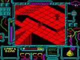 Battle Droidz ZX Spectrum This thing looks strange