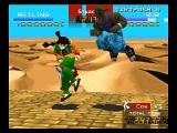 Fighters Destiny Nintendo 64 Desert fight