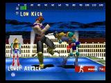 Fighters Destiny Nintendo 64 Training