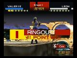 Fighters Destiny Nintendo 64 Ring out!