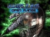 Crusaders of Space: Open Range Windows The title screen