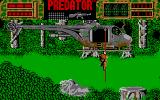 Predator Amiga A helicopter drops you somewhere in the jungle