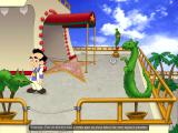Leisure Suit Larry: Love for Sail! DOS The Narrator often comes with some really good bad jokes