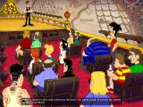 Leisure Suit Larry: Love for Sail! DOS Attending an important speech