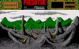 Predator Amiga The jungle was destroyed because you took too long