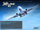 X-Plane 10: Regional Edition - North America Windows Title Screen