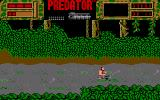 "Predator Amiga ""I'm drowning in quicksand. Help!"""