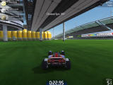 TrackMania Nations Forever Windows Under the track