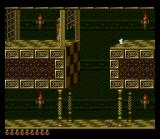 Prince of Persia SNES The Princess' mouse comes to the rescue.