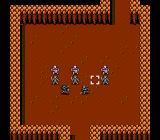 Fire Emblem Gaiden NES Passage fight