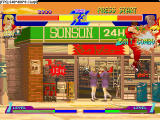 Street Fighter Alpha: Warriors' Dreams Windows Kick in the air
