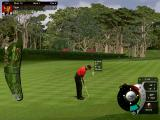Tiger Woods 99 PGA Tour Golf Windows Golf grid