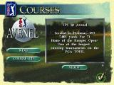 PGA Tour 96 DOS Courses