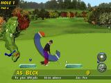PGA Tour 96 DOS Game start up