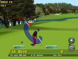 PGA Tour 96 DOS Game without layout elements