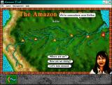 The Amazon Trail Windows 3.x You are here!