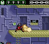 Spawn Game Boy Color Explosion