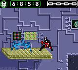 Spawn Game Boy Color Mechanical spider
