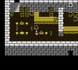 Final Fantasy III NES Poor ghosts in inn