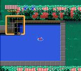 Zombies Ate My Neighbors SNES Swimming pool