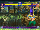 Street Fighter Alpha: Warriors' Dreams Windows Rose special move