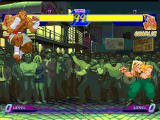 Street Fighter Alpha: Warriors' Dreams Windows Learn to fly with Sagat.