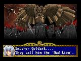 Dragon Force SEGA Saturn Dark army