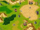 Dragon Force SEGA Saturn Land to move troops & generals