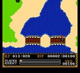 Ys: The Vanished Omens NES Bridges to next terrain