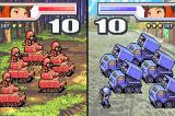 Advance Wars 2: Black Hole Rising Game Boy Advance Tanks in action