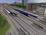 Rail Simulator Windows Another scenario, this is supposedly Oxford, again I took a free-play trip. All the trains below can be selected.