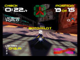 WipEout 64 Nintendo 64 Autopilot on