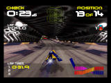 WipEout 64 Nintendo 64 Speed flight