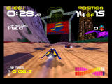 WipEout 64 Nintendo 64 Next enemy