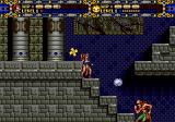 Alisia Dragoon Genesis In temple