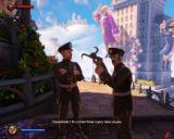 BioShock Infinite Windows Policemen talk about a skyhook - looks like it's new to them too
