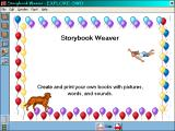 Storybook Weaver Deluxe Windows 3.x Make your own story, eh?