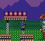 "Bionic Commando: Elite Forces Game Boy Color ""Boss"" fight"