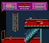 A Nightmare on Elm Street NES In mansion