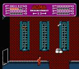 A Nightmare on Elm Street NES Moving platform