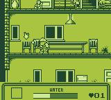 Fire Fighter Game Boy Fire versus water - end is obvious