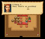 New Horizons SNES The tales of the wonders I witnessed impress the tavern waitresses around the world