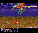 The King of Dragons SNES Dragon-like wywern
