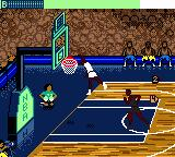 NBA Jam 99 Game Boy Color Great dunk