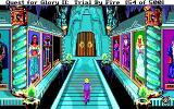 Quest for Glory II: Trial by Fire DOS Playing as a Wizard - entrance to W.I.T.