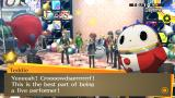 Persona 4 Golden PS Vita Atlus added new events for Persona 4 Golden. This is a snippet from a newly added scene.