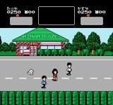 City Adventure Touch: Mystery of Triangle NES Collect every dog you see