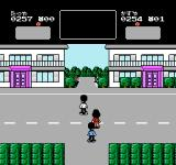 City Adventure Touch: Mystery of Triangle NES The game contains many street intersections to travel on